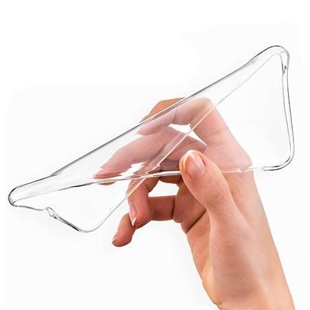 Etui na Xiaomi Note 5 Pro - Złote koniczynki.