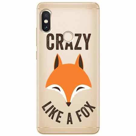 Etui na Xiaomi Note 5 Pro - Crazy like a fox.