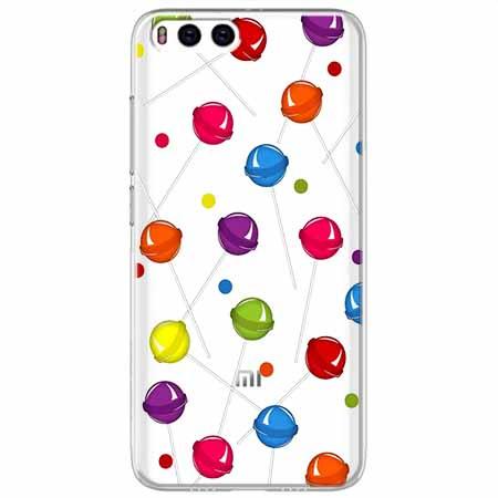 Etui na Xiaomi Mi 6 - Kolorowe lizaki.