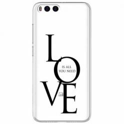 Etui na Xiaomi Mi 6 - All you need is LOVE.