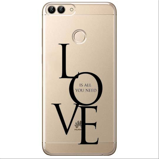 Etui na Huawei P Smart - All you need is LOVE.