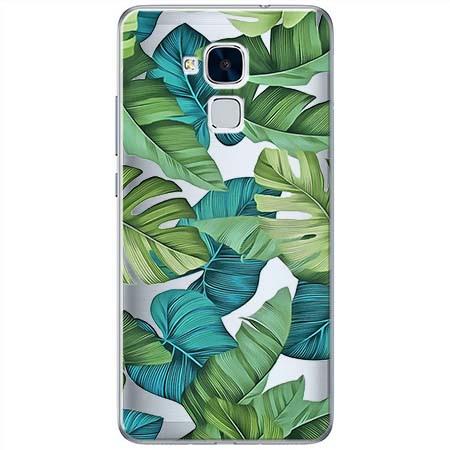 Etui na Huawei Honor 7 Lite - Wyprawa do jungli.
