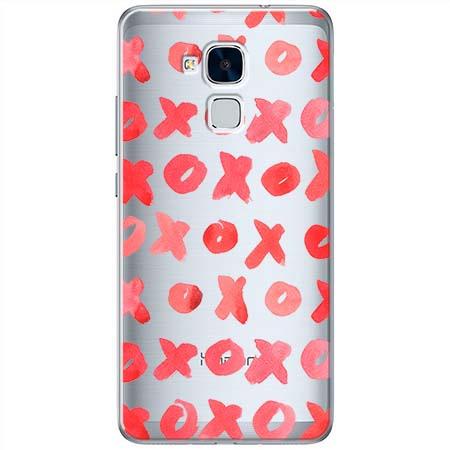 Etui na Huawei Honor 7 Lite - XO XO XO.