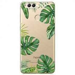 Etui na Huawei Honor 7X - Egzotyczna roślina Monstera.
