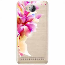Etui na Huawei Y3 II - Bajeczny kwiat.
