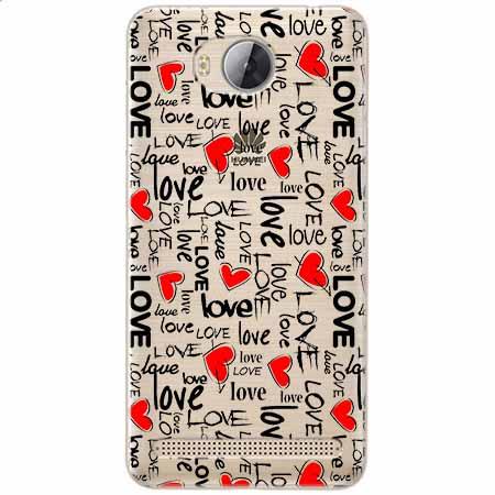 Etui na Huawei Y3 II - Love, love, love…