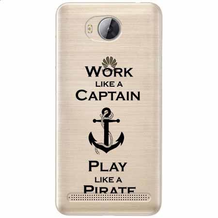 Etui na Huawei Y3 II - Work like a Captain…