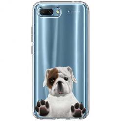 Etui na Huawei Honor 10 - Słodki szczeniaczek.