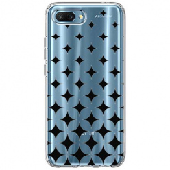 Etui na Huawei Honor 10 - Diamentowy gradient.