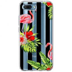 Etui na Huawei Honor 10 - Opowieści flamingów.