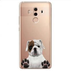 Etui na Huawei Mate 10 Pro - Słodki szczeniaczek.