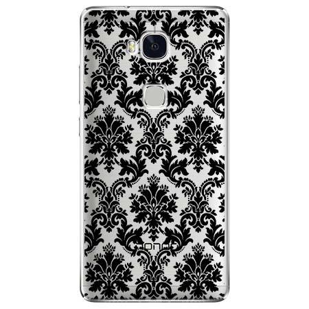Etui na Huawei Honor 5X - Damaszkowa elegancja.