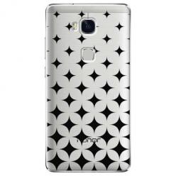 Etui na Huawei Honor 5X - Diamentowy gradient.