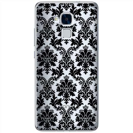 Etui na Huawei Honor 5C - Damaszkowa elegancja.