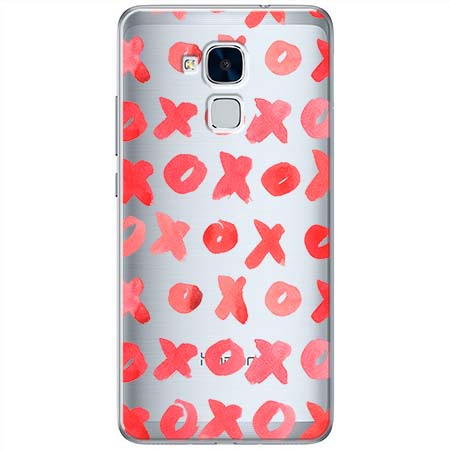 Etui na Huawei Honor 5C - XO XO XO.