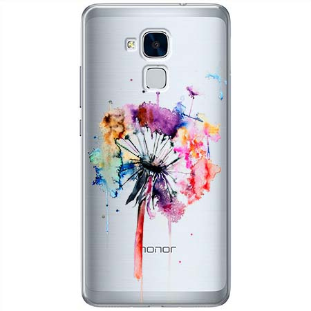 Etui na Huawei Honor 5C - Watercolor dmuchawiec.