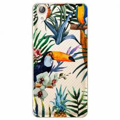 Etui na Huawei Y6 II - Egzotyczne tukany.