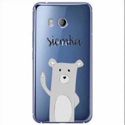 Etui na HTC U11 - Misio Siemka.