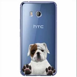 Etui na HTC U11 - Słodki szczeniaczek.