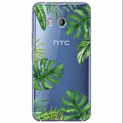 Etui na HTC U11 - Egzotyczna roślina Monstera