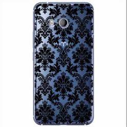 Etui na HTC U11 - Damaszkowa elegancja.