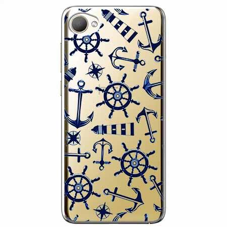 Etui na HTC Desire 12 - Ahoj wilki morskie.