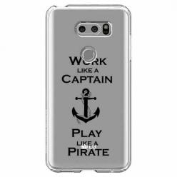 Etui na LG V30 - Work like a Captain…