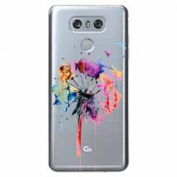 Etui na LG G6 - Watercolor dmuchawiec.