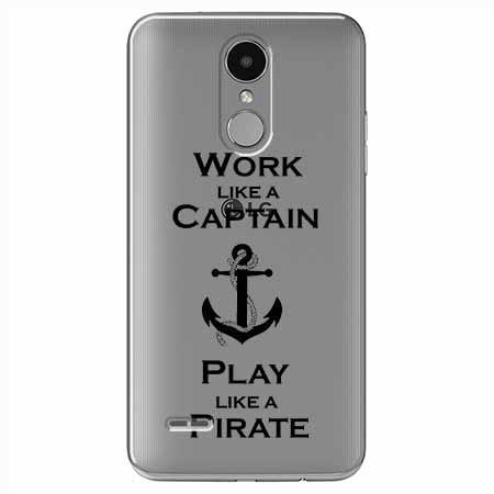 Etui na LG K8 2017 - Work like a Captain…