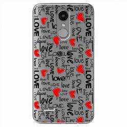 Etui na LG K4 2017 - Love, love, love…