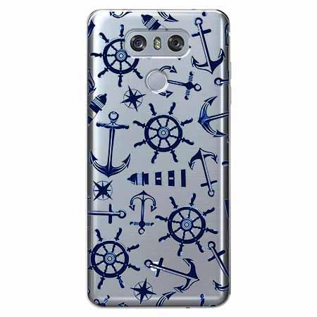 Etui na LG G6 - Ahoj wilki morskie.
