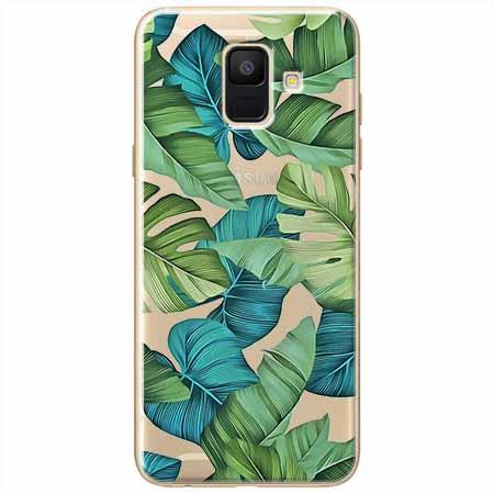 Etui na Samsung Galaxy A6 2018 - Wyprawa do jungli.