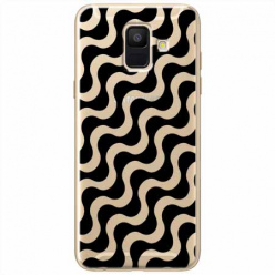 Etui na Samsung Galaxy A6 2018 - Zafalowane.