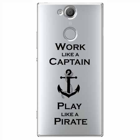 Etui na Sony Xperia XA2 - Work like a Captain…
