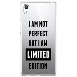 Etui na Sony Xperia XA1 Ultra - I Am not perfect…