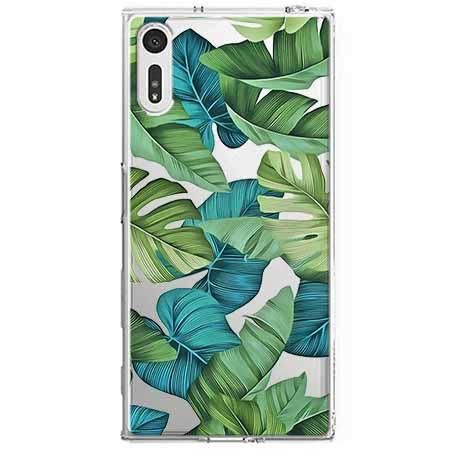 Etui na Sony Xperia XZ - Wyprawa do jungli.
