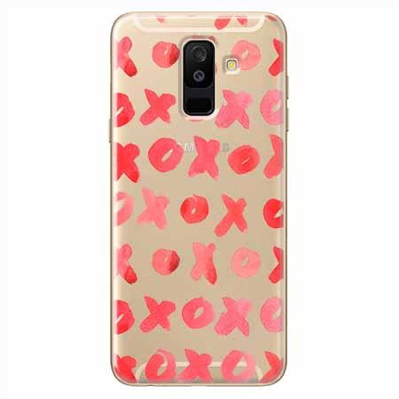 Etui na Samsung Galaxy A6 Plus 2018 - XO XO XO.