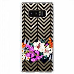 Etui na Samsung Galaxy Note 8 - Kwiatowy bukiet dla Ciebie.