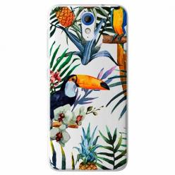 Etui na HTC Desire 620 - Egzotyczne tukany.