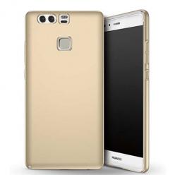 Etui na telefon Huawei P9 PLUS - Slim MattE - Złoty.