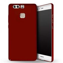 Etui na telefon Huawei P9 PLUS - Slim MattE - Czerwony.