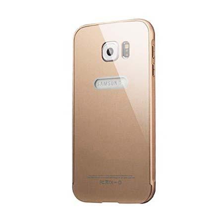 Bumper case na Samsung Galaxy S7 - Złoty