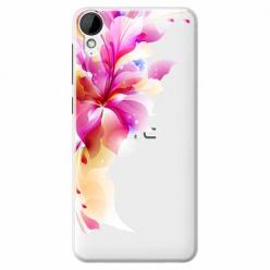 Etui na HTC Desire 825 - Bajeczny kwiat.