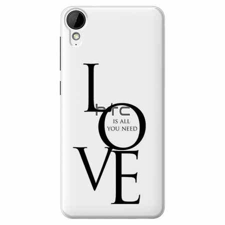 Etui na HTC Desire 825 - All you need is LOVE.