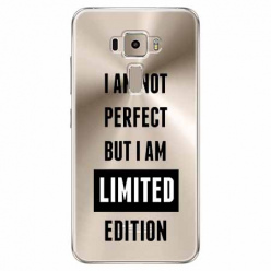 Etui na Zenfone 3 - I Am not perfect…
