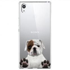 Etui na Sony Xperia E5 - Słodki szczeniaczek.