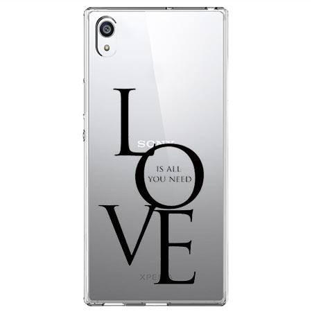 Etui na Sony Xperia E5 - All you need is LOVE.