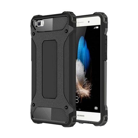 Pancerne etui na Huawei P8 Lite - Czarny