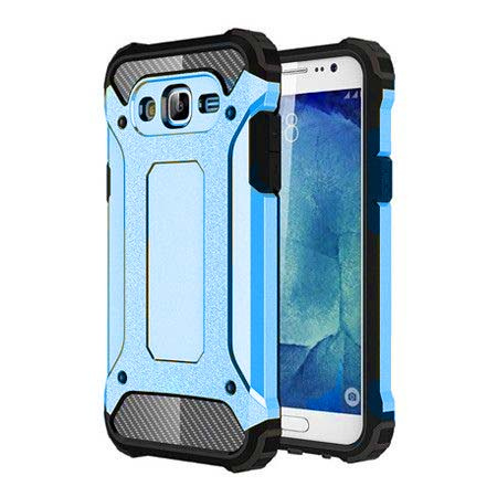 Samsung Galaxy J5 2015r etui pancerne - niebieski