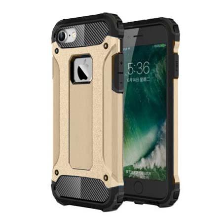 Pancerne etui na iPhone 5 / 5s - Złoty
